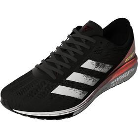 adidas Adizero Boston 9 Shoes Men core black/footwear white/solar red